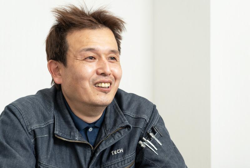 岡本 隆利:2007年入社 / 配管工担当、施工管理