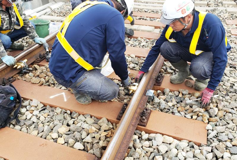 鉄道関係の保守メンテナンス